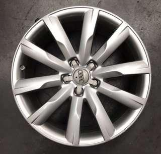 "Used 19"" Original Audi Rims"