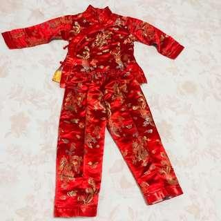 Chinese Girl Costume