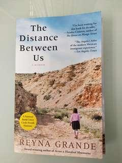 The Distance Between Us A Memoir