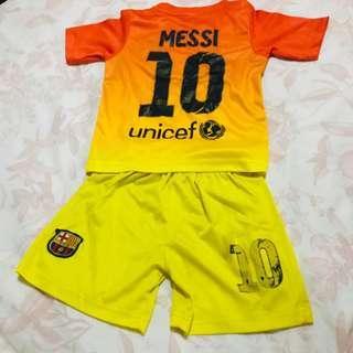 "Soccer / Football Costume (FCBarcelona ""Messi"")"