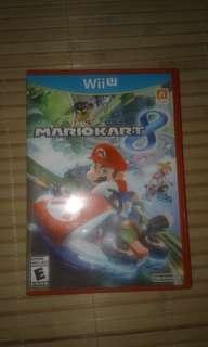 🚚 Mario kart 8 wii u