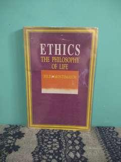 Ethics: The Philosophy of Life textbook
