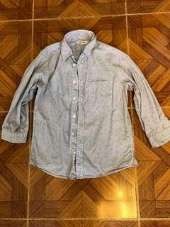 Global Work Shirt with dot