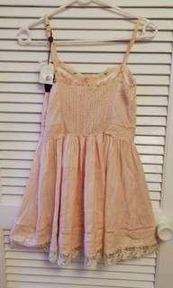 BNWT Pink Japanese Dress