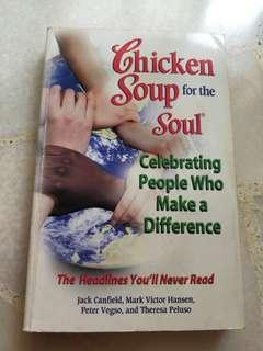 Celebrating People Who Make A Difference: Chicken soup for the soul