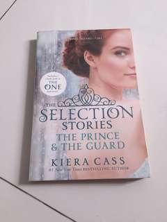 The selection the prince and the guard