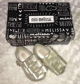Mini Melissa Ultragirl Triple Bow