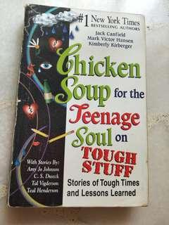 Chicken soup for the teenage soul: Tough stuff