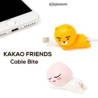 Official Kakao Friends iPhone Cable Bite Protector