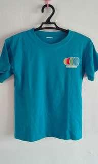 Blue kids tshirt