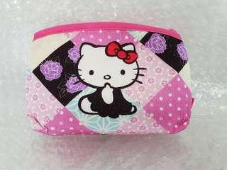 Hello Kitty Patchwork Pouch