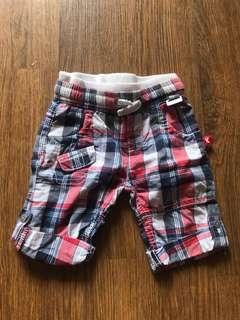 Kanz england pants - celana kotak kotak