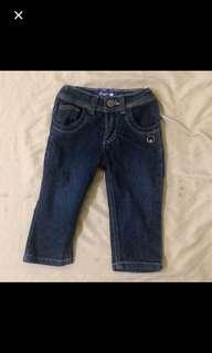 Grizzly Denim Pants