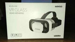 Virtual Reality (VR) Miniso Fullset