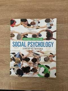 Social Psychology (Myers, 2014) Textbook