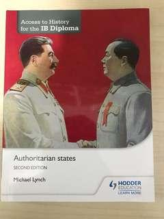 Access to History IB Diploma Authoritarian States