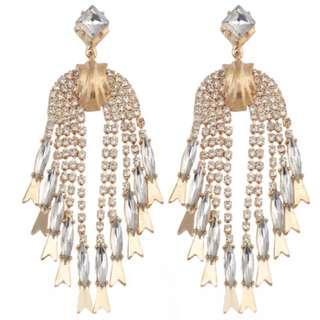 Tassel Fringe Earrings