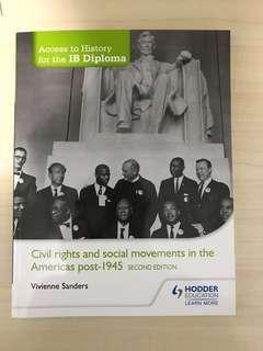 Access to History IB Diploma Civil Rights in the America's post 1945