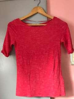 Cotton On Boatneck Shirt