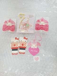 Sanrio Gift Tags