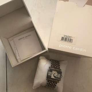 Authentic Pierre Cardin Silver Watch