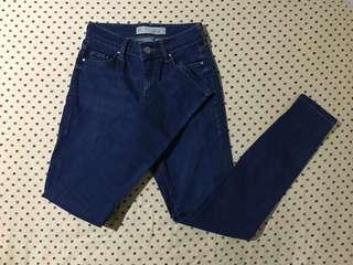 Topshop Moto/Petite Leigh Jeans