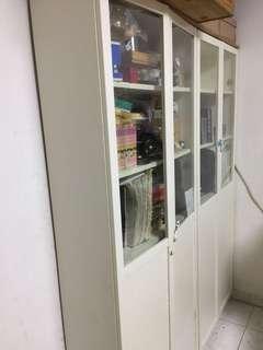 免費送必須上門自取ikea白色裝飾擺設櫃