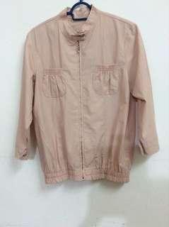 Jacket dusty pink