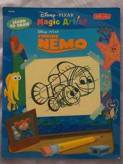 Learn to Draw Finding Nemo