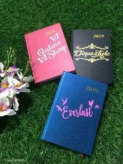 PERSONALIZED PLANNER FOR 2019