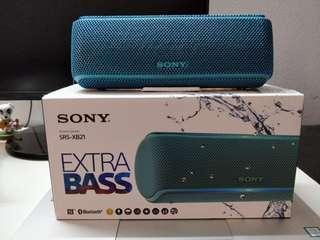 Sony XB21