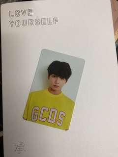 [WTS] Jungkook Loveyourself Her PC
