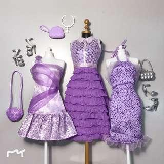 Barbie The Purple Collection