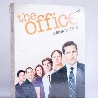 The Office Season Five DVD