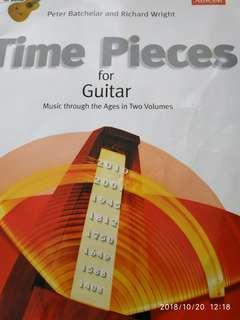 Guitar grade 1-2 ABRSM book
