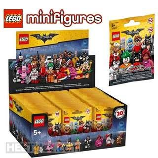 QQBrick LEGO 71017 The LEGO Batman Movie Box of 60