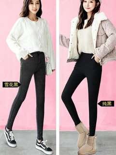 Winter fleece pants x2