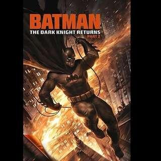 [Rent-A-Movie] BATMAN THE DARK KNIGHT RETURNS PART-2 (2013) [MCC004]