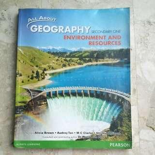 All About Geography Sec 1. Environment And Resources