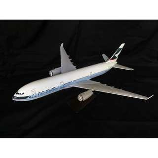 Cathay Pacific Airbus 330  / Model Aeroplane / Airplane