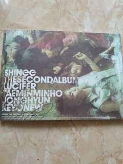 shinee lucifer album