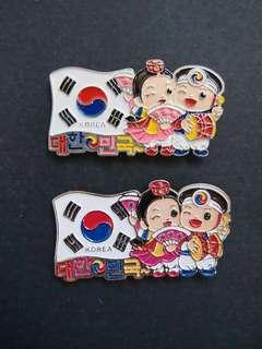 FRIDGE MAGNET KOREA