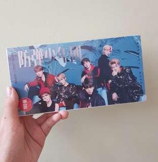 BTS postcards