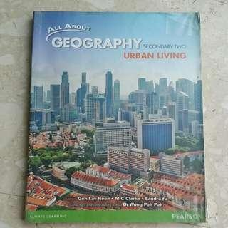 All About Geography Secondary Two - Urban Living