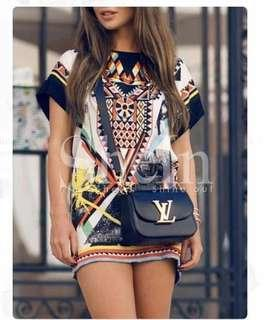 AZTEC bodycon