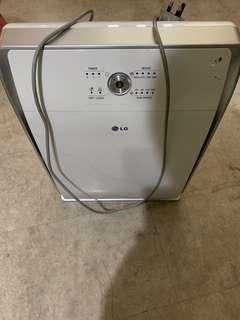 LG PS-R459WN Air Purifier