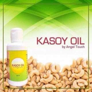 Kasoy Oil and Kasoy Cream