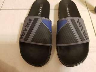 Prada sandals size 43 fit uk 7