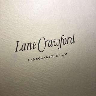 Lane Crawford gift voucher 連卡佛禮券 $12000