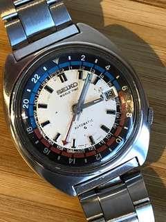 Vintage seiko 6117-6409 日本裝
